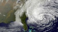 Millions brace for superstorm