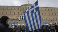 Calls for strike after Greece outlines austerity measures