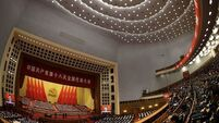 China ready for transition of power