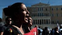 Strikes continue as Greece prepares for austerity vote