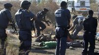 Unrest spreads amid South Africa mine dispute