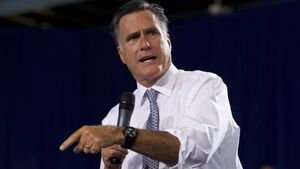 Romney hits out at Palestinians