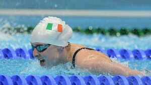 Mixed results for Irish athletes on eighth day of Paralympics
