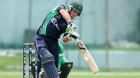 O' Brien and Joyce centuries power Ireland to record score