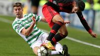 Celtic draw a blank