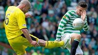 Bhoys throw away lead twice and drop points at home