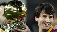FIFA announces shortlist for Ballon D'Or