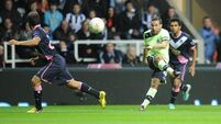 Newcastle ease to victory