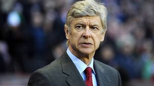 Wenger defends Gunners' trophy record