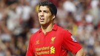 Rodgers: Suarez must carry the burden