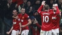 United come from behind again