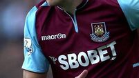 Noble suspended for Hammers