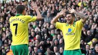 Norwich continue their revival against Stoke