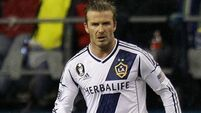 Beckham to leave Galaxy