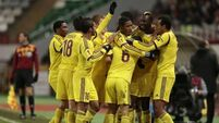 Anzhi defeat young Liverpool side