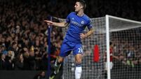 Cahill cleared for London derby