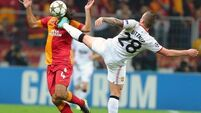 Galatasaray earn deserved victory as Man Utd outdone