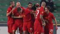 Henderson secures victory for Liverpool