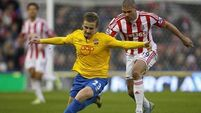 Stoke serve up stunner at the Britannia
