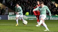 Celtic duo ruled out