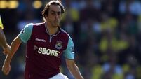 Benayoun back for Hammers