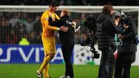 Forster : I thought Barca were winning