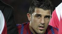 Barca chief: No Villa deal for Gunners