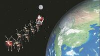 No white Christmas but clear skies due for Santa's trip over Ireland