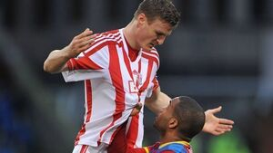 Fruitless Owen return means Palace hold Stoke to a draw