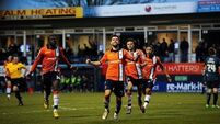 Wolves suffer cup exit at hands of Luton
