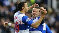 Hunt scores on the double as Reading book fifth-round slot