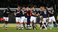 Non-league Luton provide Cup shock of the day