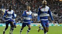 Late goal sees Reading net three points; John O'Shea brought down