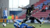 Kone strike gives resurgent Wigan reason to believe