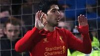 Suarez courts controversy in Uruguay defeat
