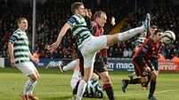Rovers' under pressure to take point from Bohs clash