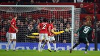 Man Utd crash out of Champions League