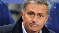 Mourinho vows to keep emotions in check