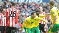 Hoolahan on target for Canaries