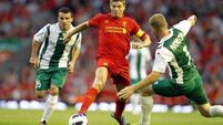 Gerrard worried by Reds' youth policy