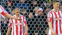Walters comes close but Stoke end up scoreless against Baggies