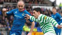 Second-string Celtic continue march to title