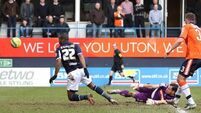 Minnows Luton see Cup dreams shattered