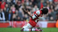 Rovers shock Gunners in Cup clash