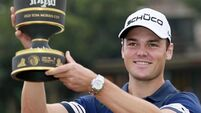 Kaymer and Schwartzel neck and neck in Sun City