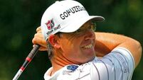 Harrington four off the lead after first round in Malaysia