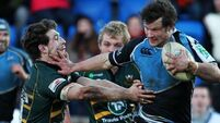 Saints hopes dashed by last-minute defeat to Glasgow