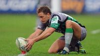 Parks returns for Connacht's final pool game
