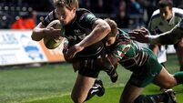 Draw with Ospreys leaves Tigers with difficult task
