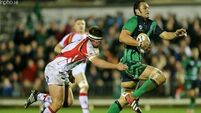 Connacht stop the rot against Dragons